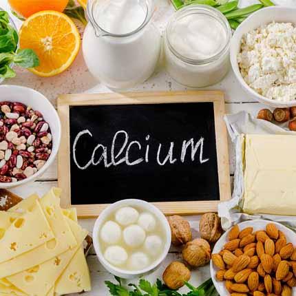 Actif : Calcium - Specific Mag