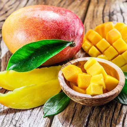 Actif : Mangue - Gel Douche Énergisant Nectarine & Abricot