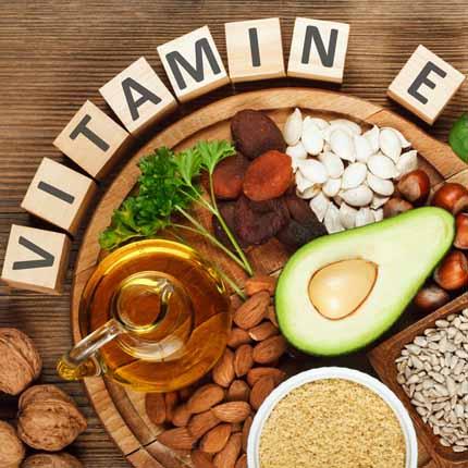 Actif : Vitamine E - Comfort Activ'