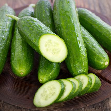 Actif : Concombre - Gel Douche Énergisant Melon Galia