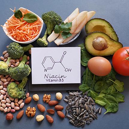 Actif : Vitamine B - Booster d'Eclat Vitamine B