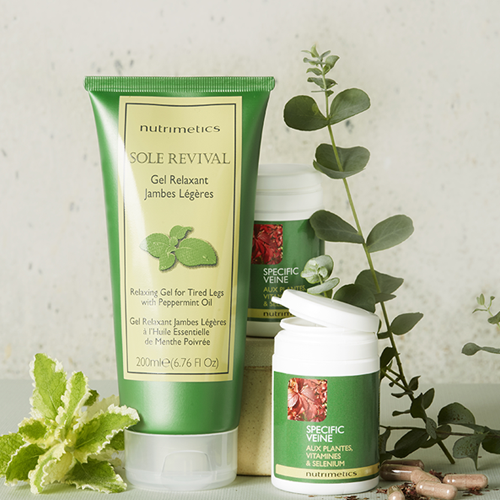 Sole Revival - Nutrimetics
