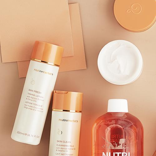 Les Essentiels - Tous types de peau - Nutrimetics