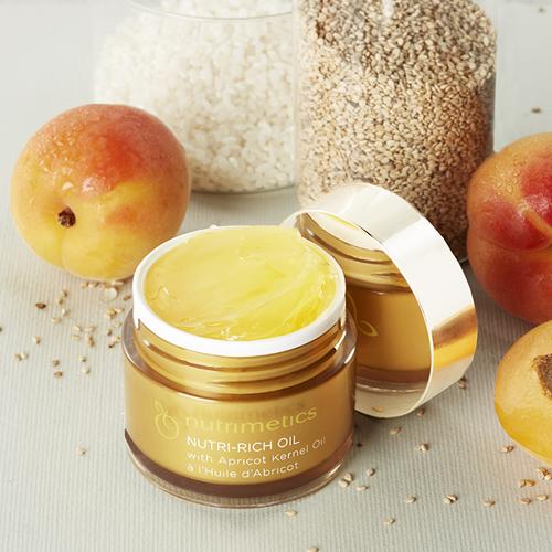 Nutri-Rich Visage - Soins à l'abricot - Nutrimetics
