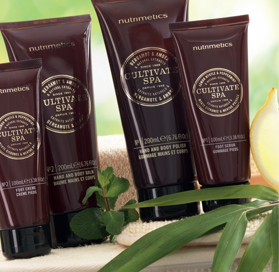 Cultivate Spa - Nutrimetics