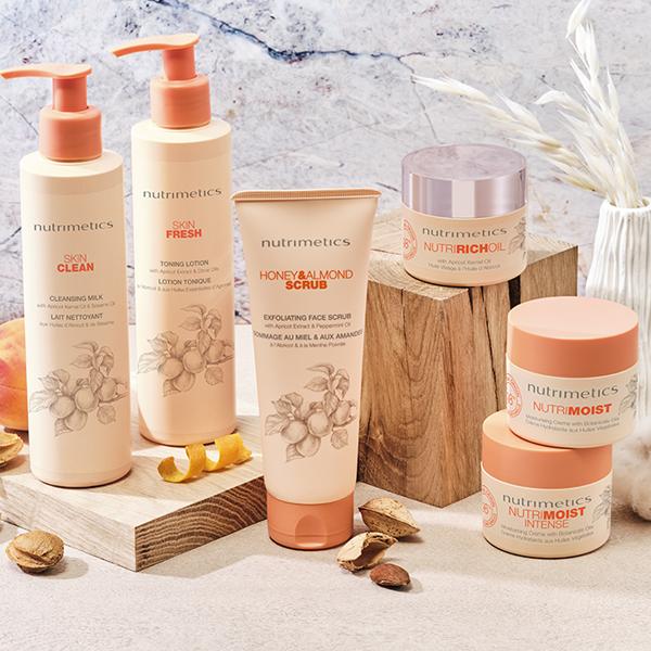 Les nouveaux Essentiels - Tous types de peau - Nutrimetics