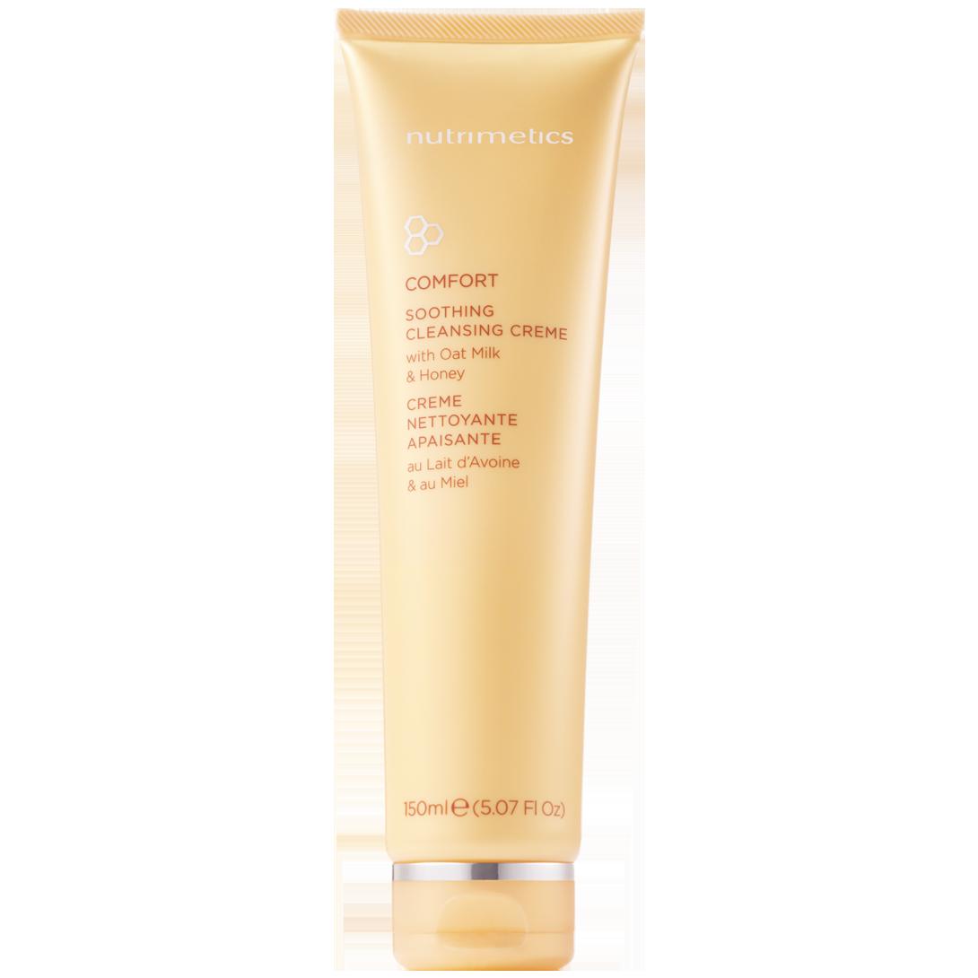 Produit - Nutrimetics France : Crème Nettoyante Apaisante - Comfort - Peaux sensibles