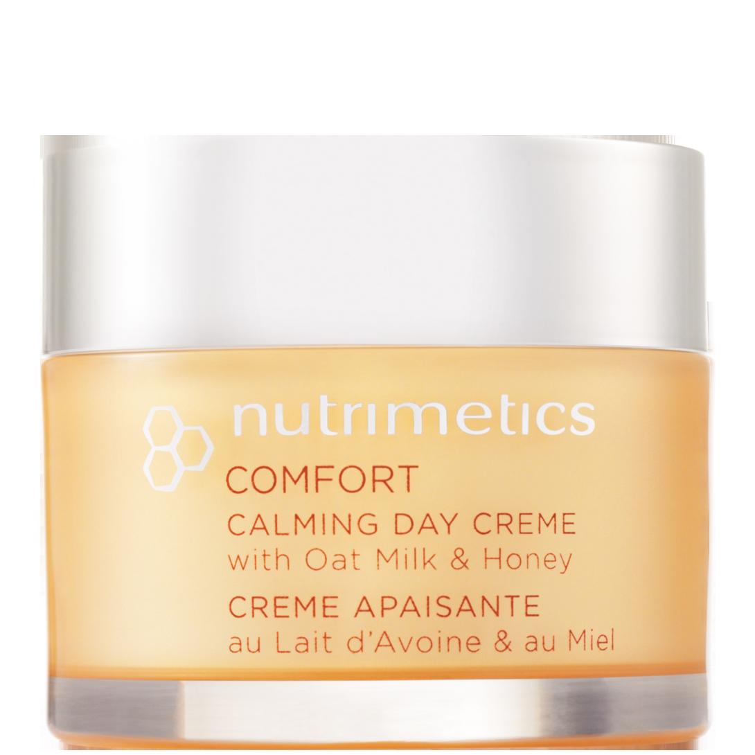 Produit - Nutrimetics France : Crème Apaisante - Comfort - Peaux sensibles