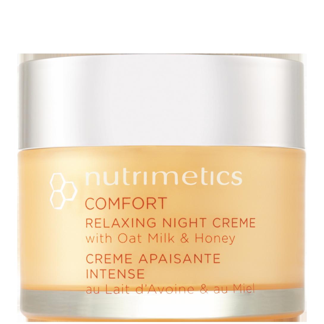 Produit - Nutrimetics France : Crème Apaisante Intense - Comfort - Peaux sensibles