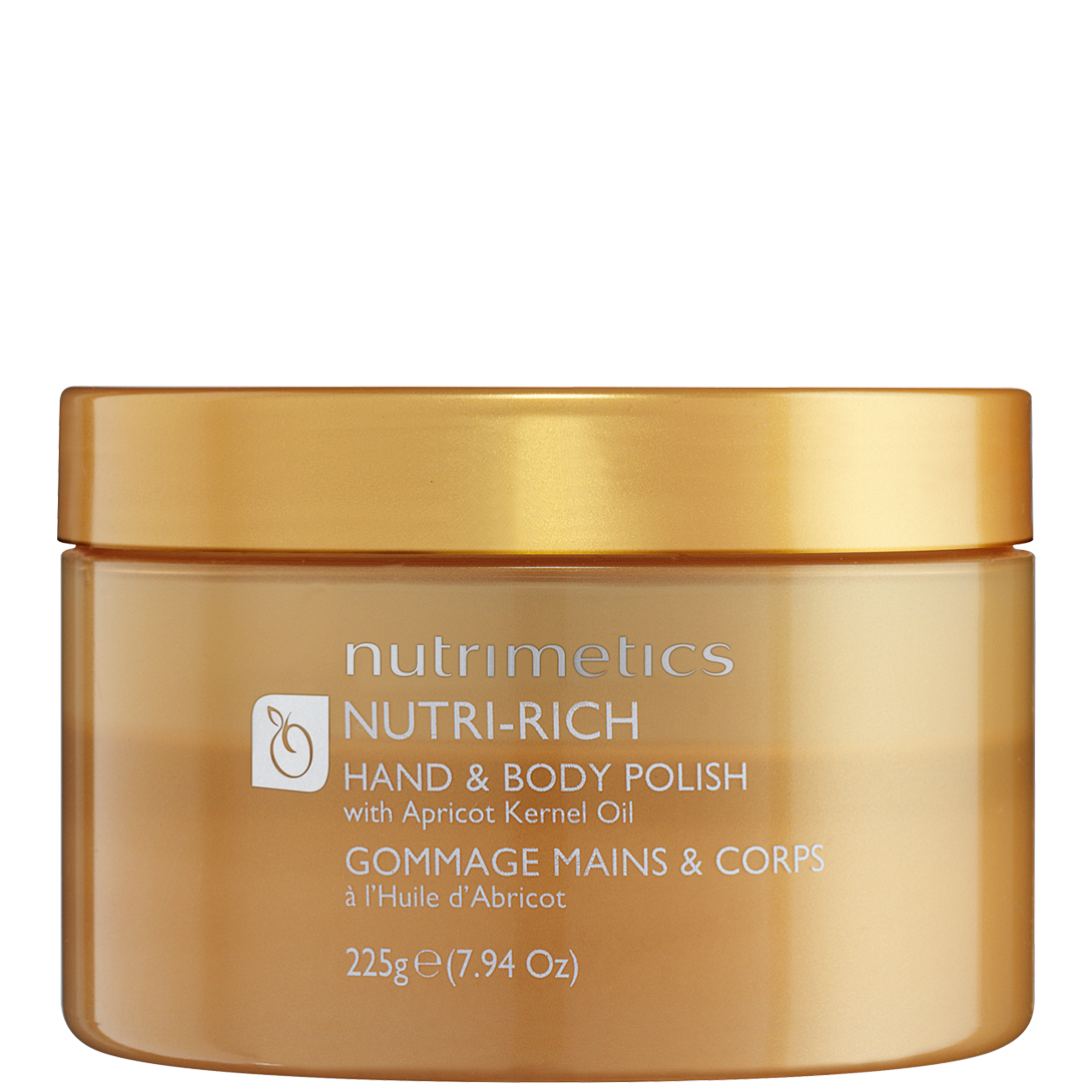 Produit - Nutrimetics France : Gommage Mains & Corps - E-shop