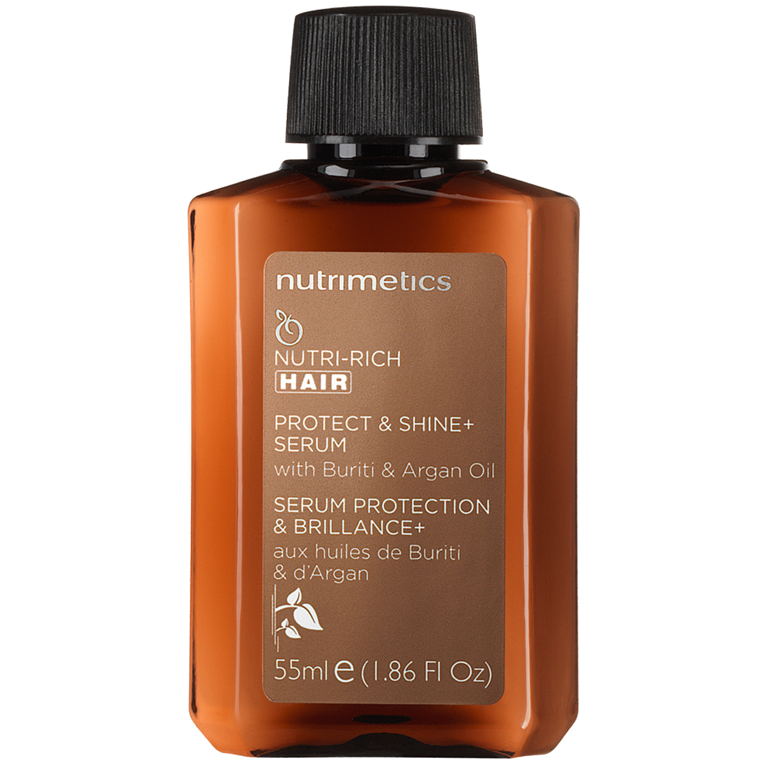 Produit - Nutrimetics France : Sérum Protection & Brillance+ - Nutri-Rich Hair