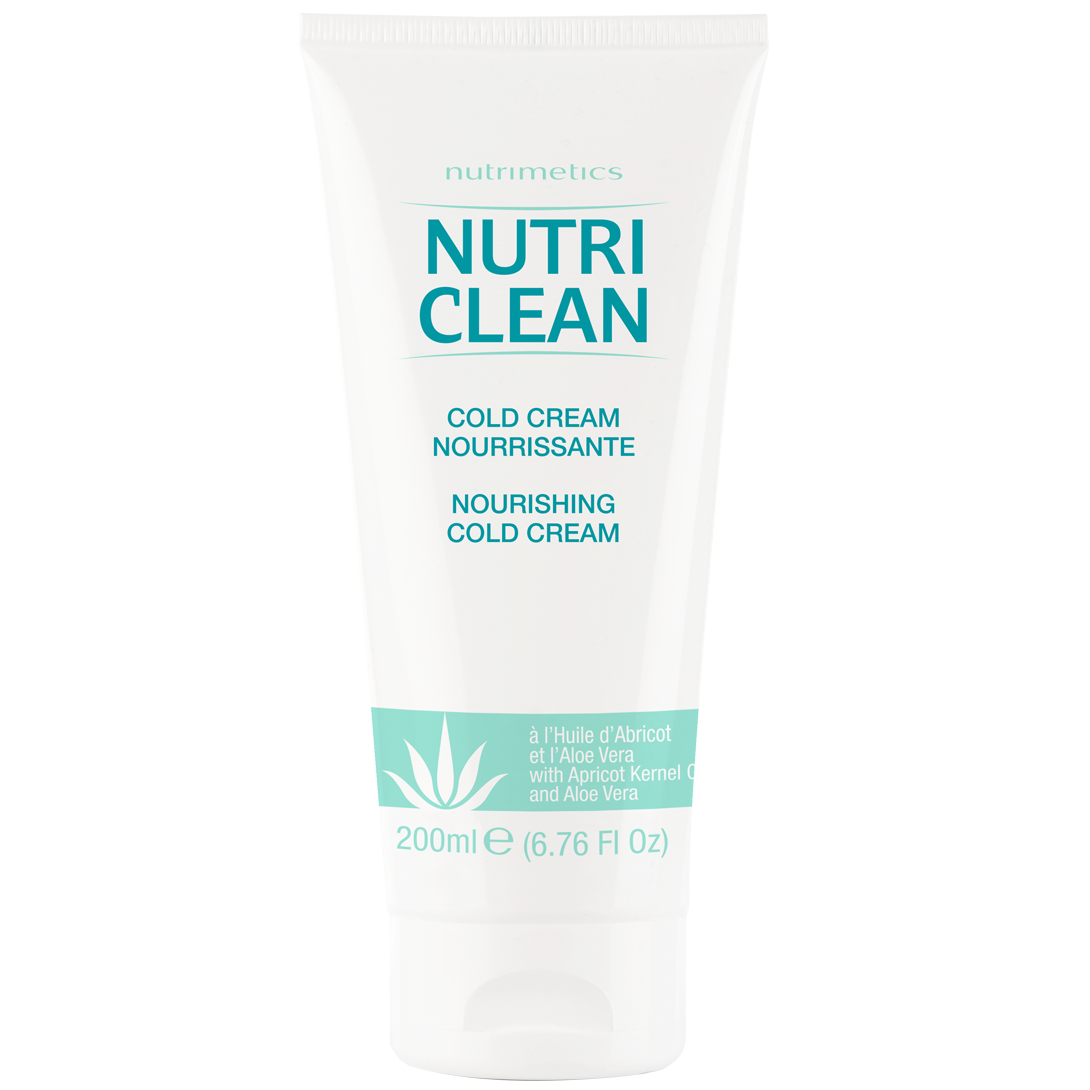 Produit - Nutrimetics France : Cold Cream Nourrissante - Nutri Clean