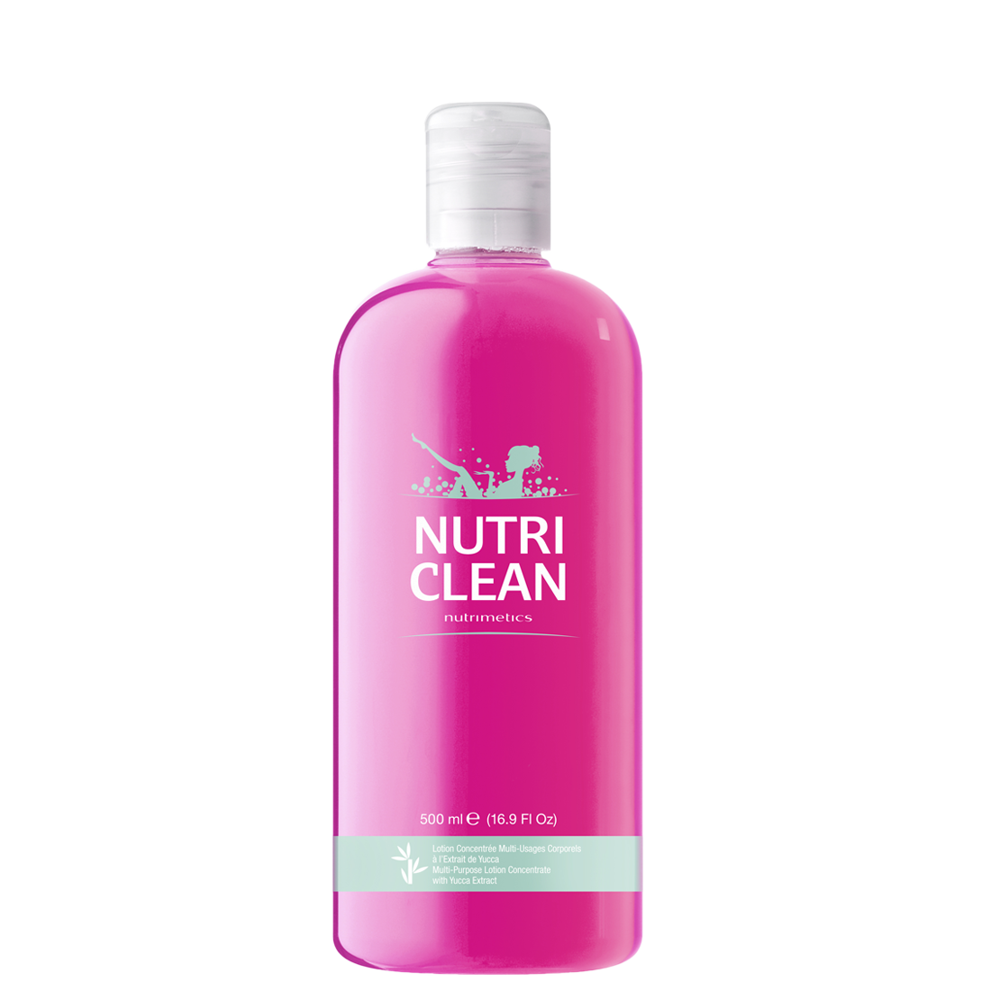 Produit - Nutrimetics France : Nutri Clean 500ml - Nutri Clean