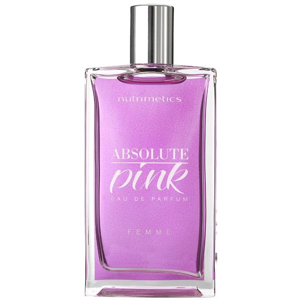 Produit - Nutrimetics France : Eau de Parfum Absolute Pink - Parfums Femmes