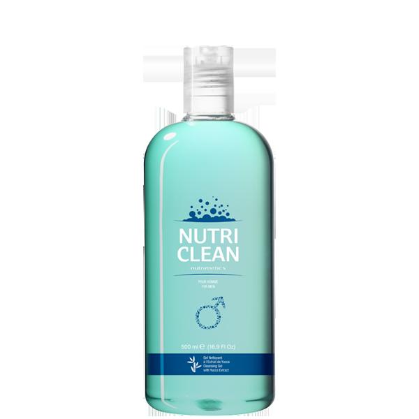Produit - Nutrimetics France : Nutri Clean pour Homme - Nutri Clean