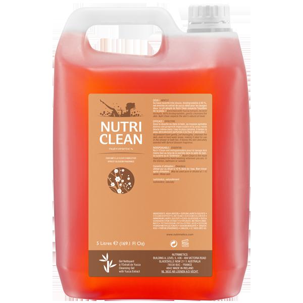Produit - Nutrimetics France : Nutri Clean parfumé à la Fleur d