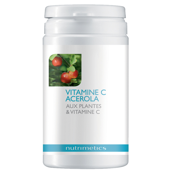 Produit - Nutrimetics France : Vitamine C Acérola - E-shop