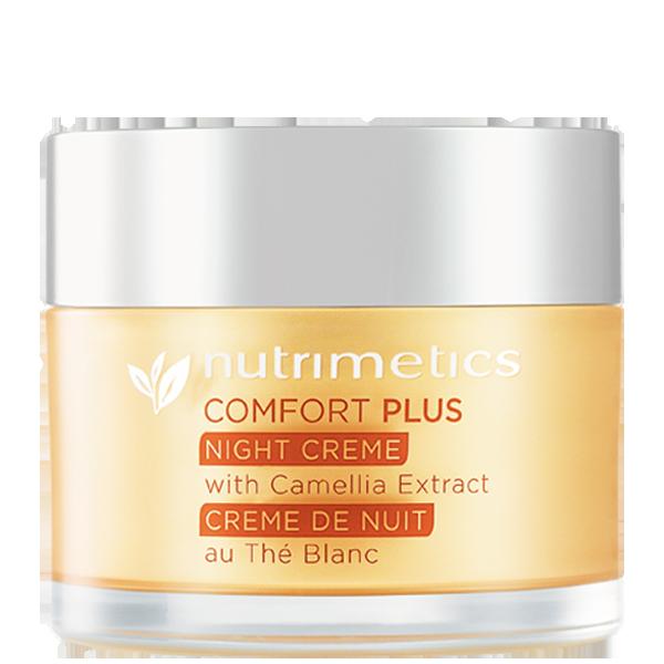 Crème de Nuit - Comfort Plus - Peaux sensibles - Nutrimetics