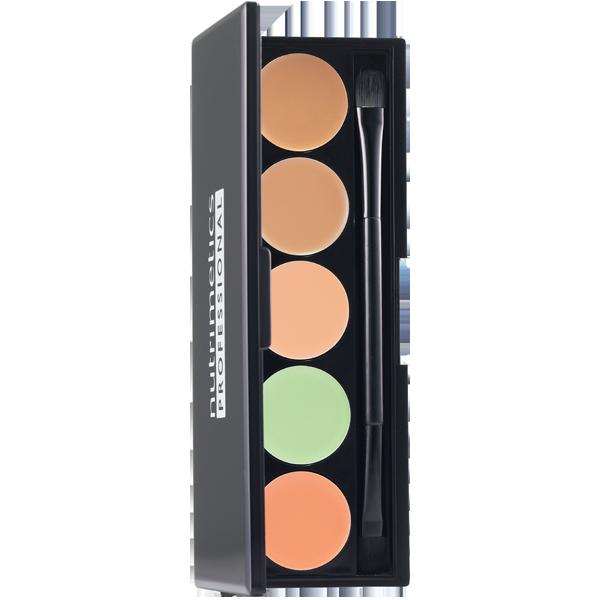 Produit - Nutrimetics France : Palette Correcteurs de Teint - Nutrimetics Colours