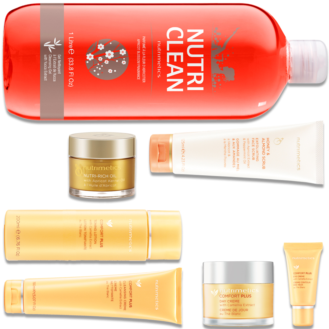 Produit - Nutrimetics France : La Top Collection - Collections Comfort Plus