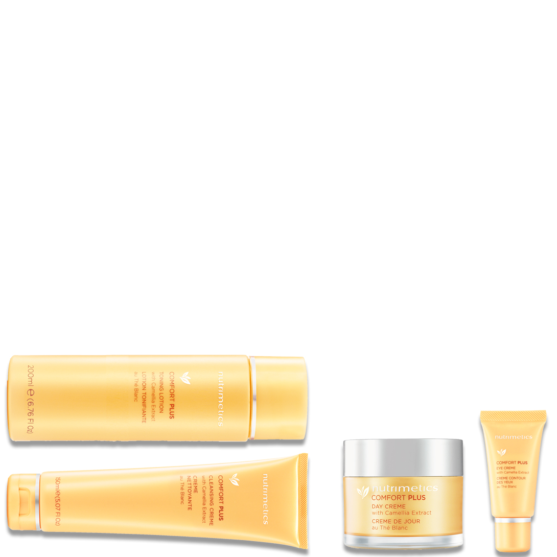 Produit - Nutrimetics France : La Collection Les Quotidiens - Collections Comfort Plus