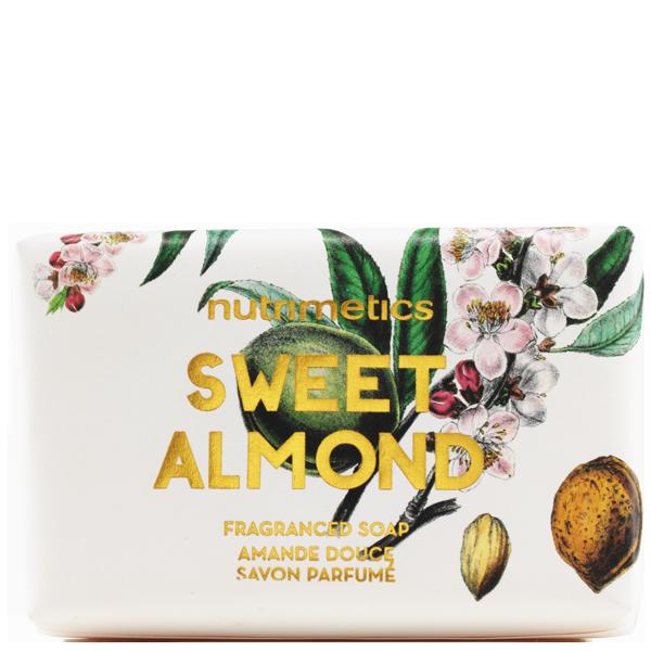 Produit - Nutrimetics France : Savon Parfumé Amande Douce - Les Essentiels Corps