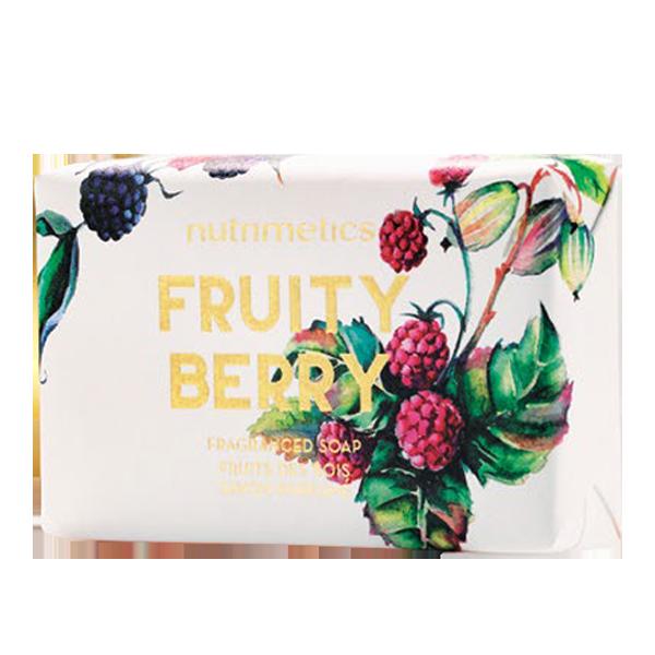 Produit - Nutrimetics France : Savon Parfumé Fruits des Bois - Les Essentiels Corps