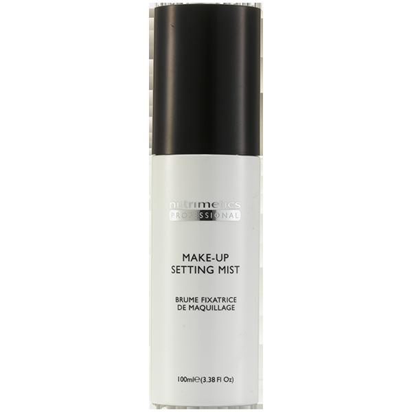 Produit - Nutrimetics France : Brume Fixatrice de Maquillage - Nutrimetics Colours