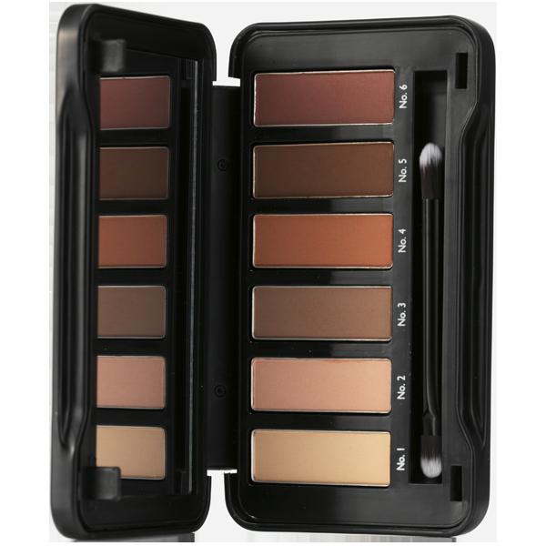 Produit - Nutrimetics France : Palette de Maquillage Matte Professional - Yeux