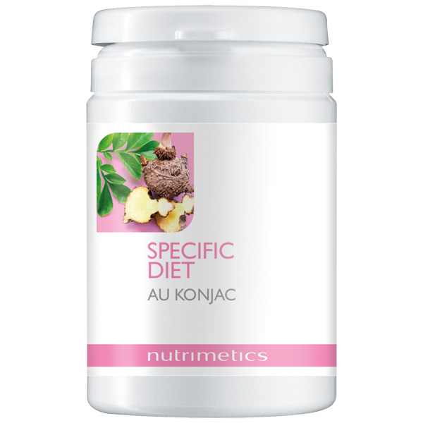 Produit - Nutrimetics France : Specific Diet - La Minceur
