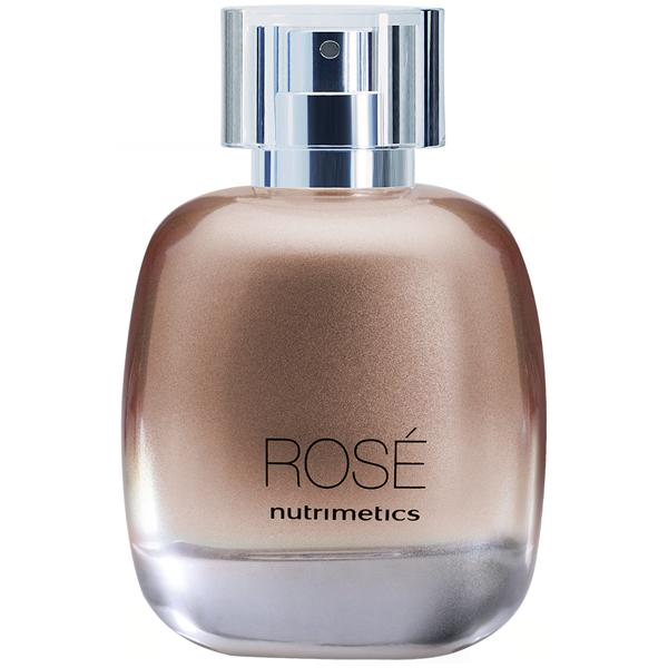 Produit - Nutrimetics France : Eau de Toilette Nutrimetics Rosé - Parfums Femmes