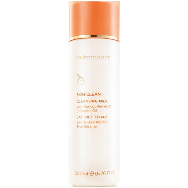 Produit - Nutrimetics France : Lait Nettoyant Skin Clean - E-shop