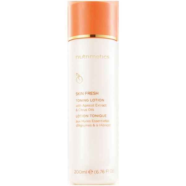 Produit - Nutrimetics France : Lotion Tonique Skin Fresh - E-shop