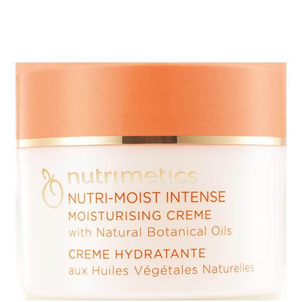 Produit - Nutrimetics France : Crème Hydratante Nutri-Moist Intense - Soin hydratant visage