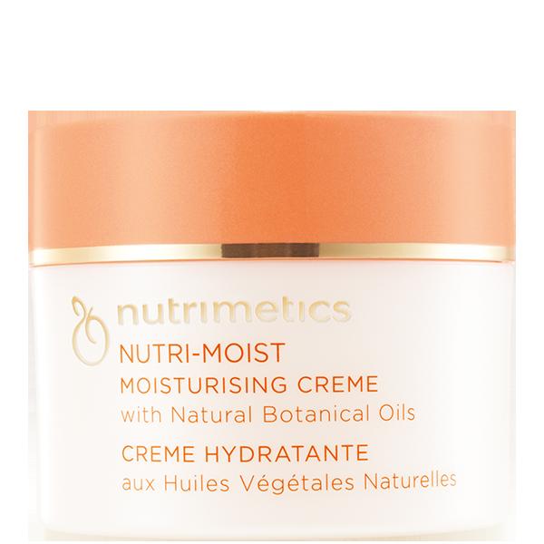 Crème Hydratante Nutri-Moist - Les Essentiels - Tous types de peau - Nutrimetics