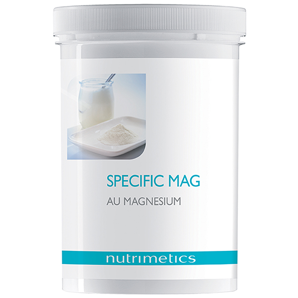 Produit - Nutrimetics France : Specific Mag - E-shop