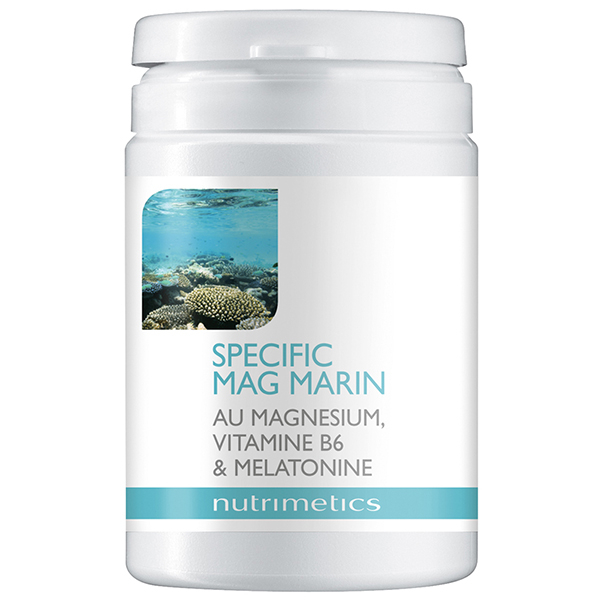 Produit - Nutrimetics France : Specific Mag Marin - E-shop