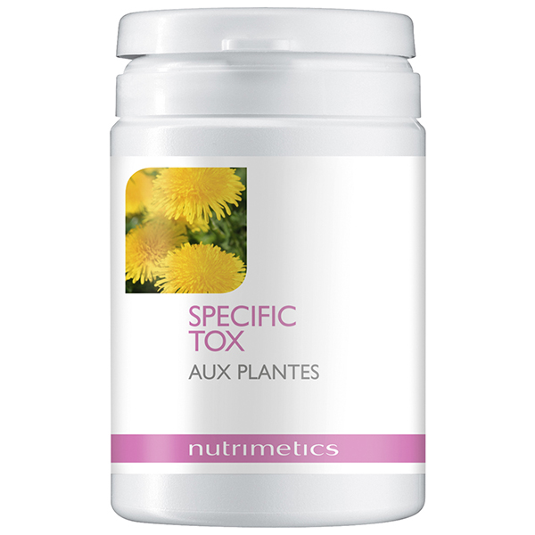 Produit - Nutrimetics France : Specific Tox - E-shop