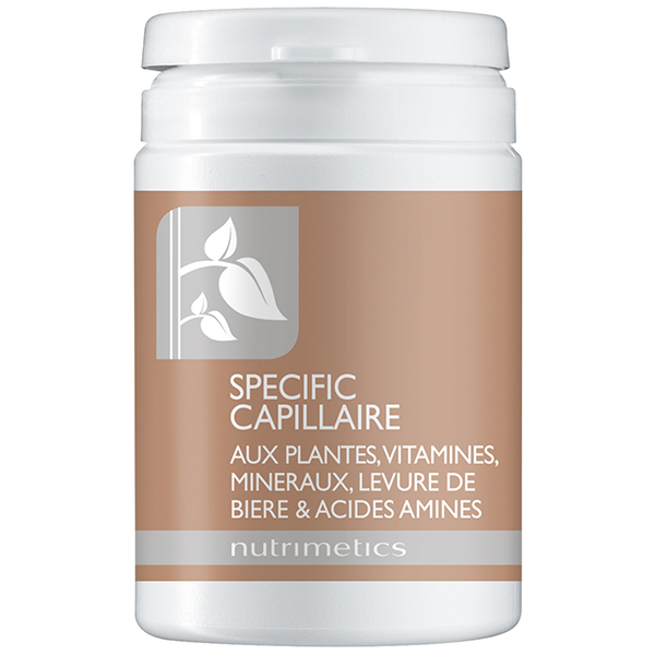 Produit - Nutrimetics France : Specific Capillaire - E-shop