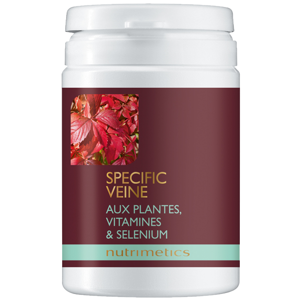 Produit - Nutrimetics France : Specific Veine - E-shop