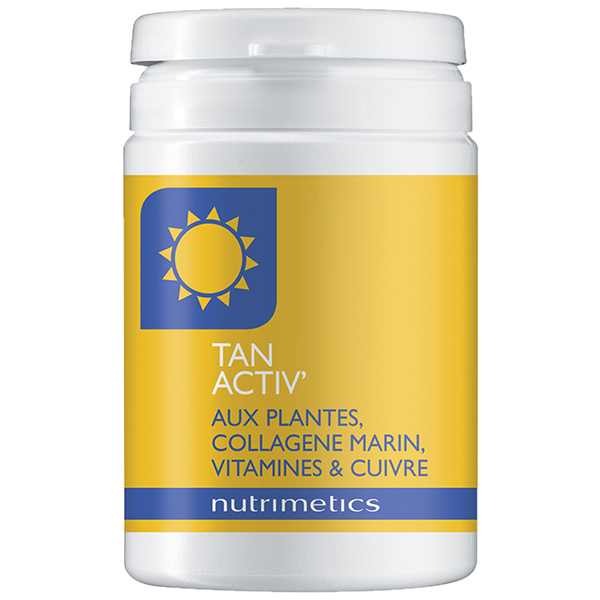 Produit - Nutrimetics France : Tan Activ