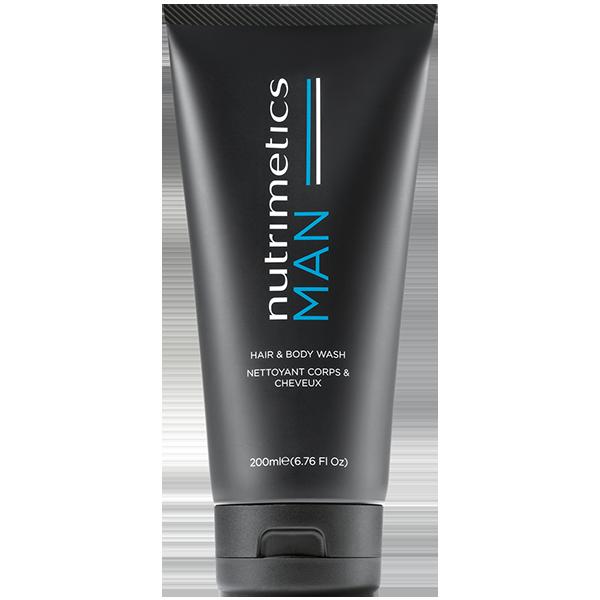 Produit - Nutrimetics France : Nettoyant Corps & Cheveux - Nutrimetics Man