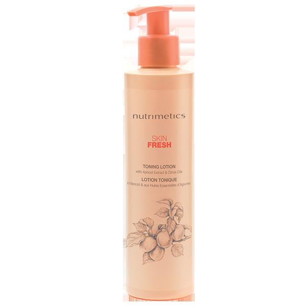 Produit - Nutrimetics France : Lotion Tonique Skin Fresh - Les nouveaux Essentiels - Tous types de peau