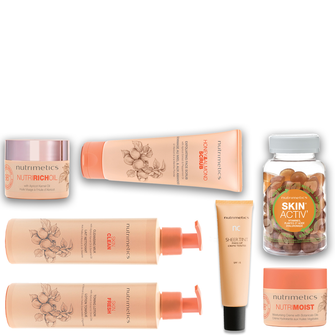 Produit - Nutrimetics France : La Collection 360° - Collections Les Essentiels