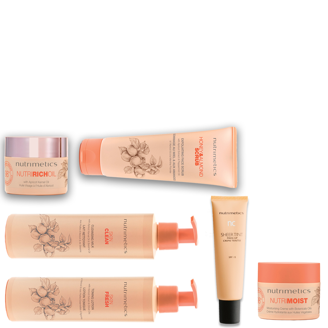 Produit - Nutrimetics France : La Collection - Collections Les Essentiels