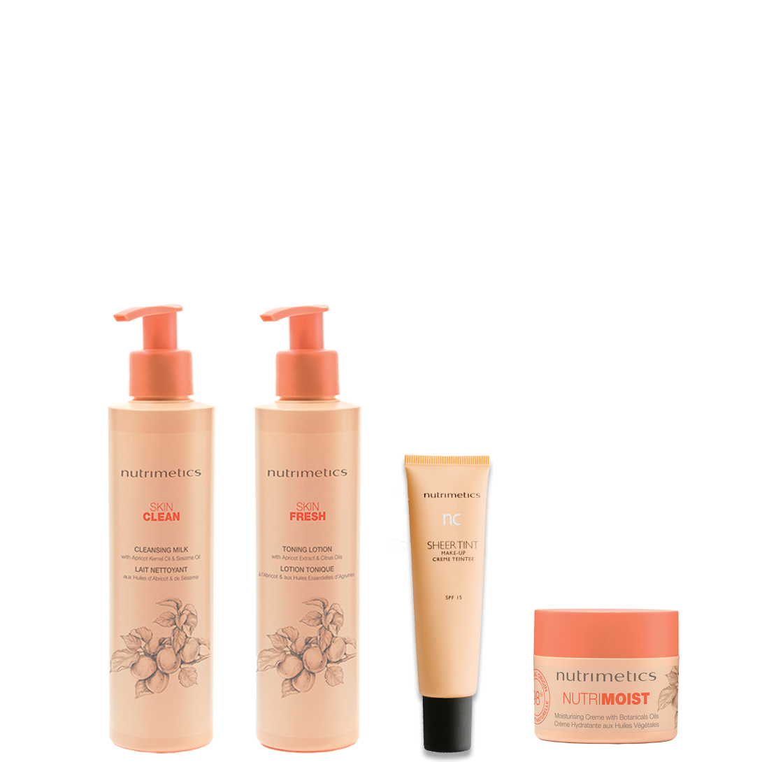 Produit - Nutrimetics France : La Collection Les Quotidiens - Collections Les Essentiels
