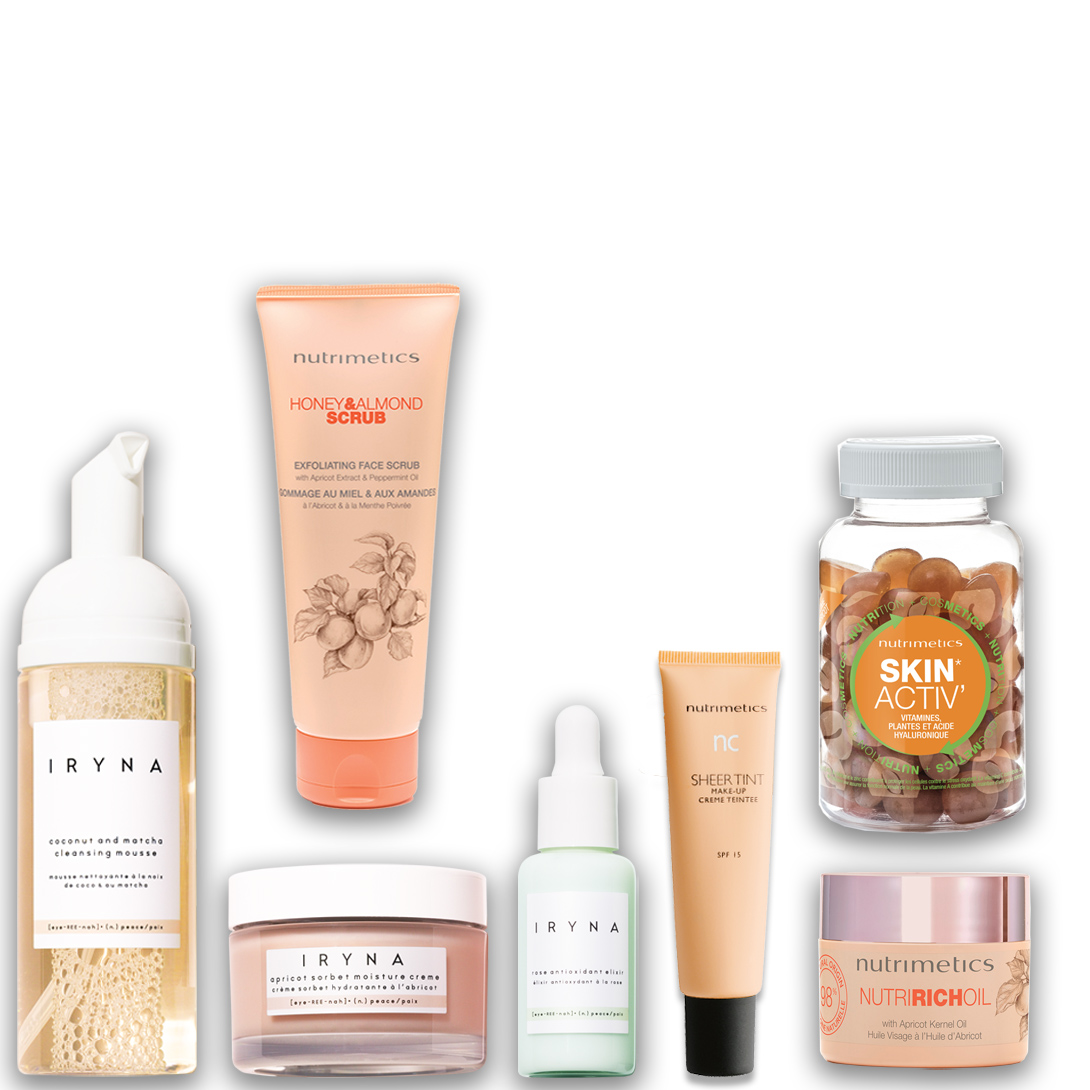 Produit - Nutrimetics France : La Collection 360° - Collections Iryna