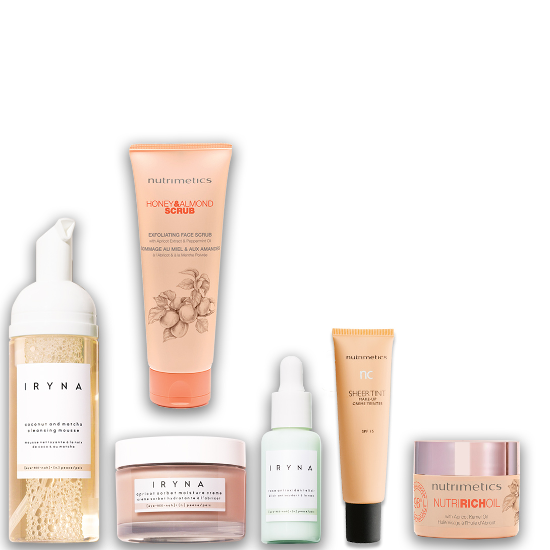 Produit - Nutrimetics France : La Collection - Collections Iryna