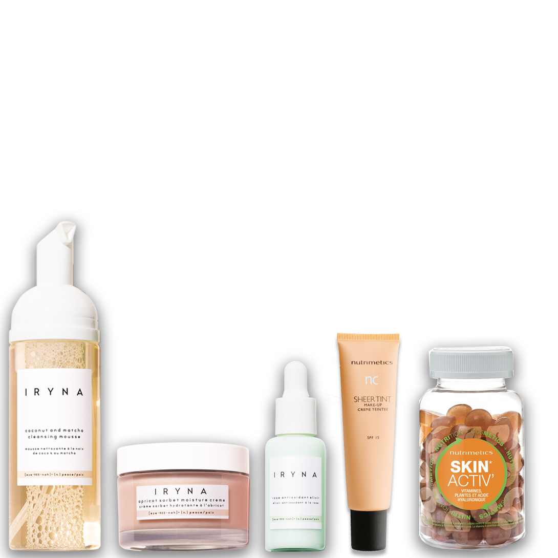 Produit - Nutrimetics France : La Collection Les Quotidiens 360° - Collections Iryna