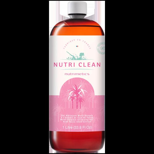 Produit - Nutrimetics France : Gel Nettoyant Multi-Usages Nutri Clean - Gel douche